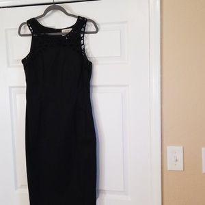 Julian Taylor black dress size 10